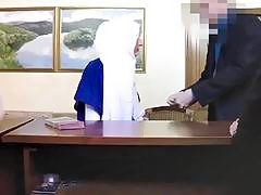 Arab Teen Gets Shaved Pussy Stuffed In Hotel Room